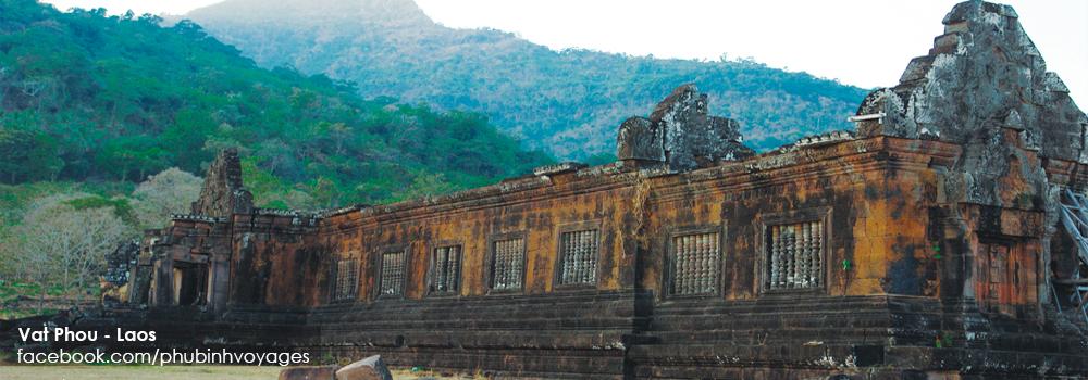 Vat Phou - Laos